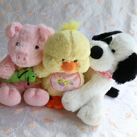 Easter Stuffies
