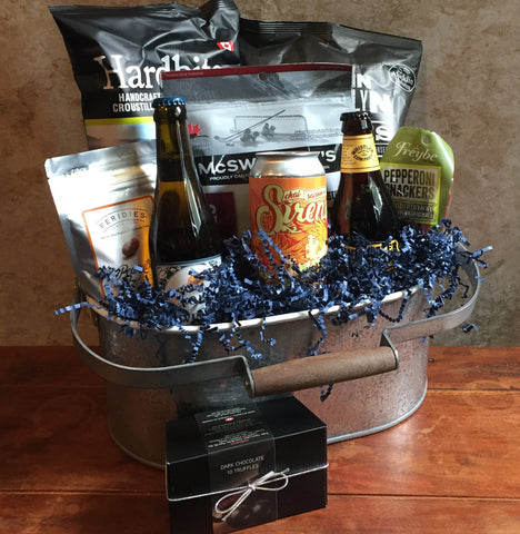 Birthday Gift Basket - Hand-Delivery in Greater Vancouver | From Basket Revolution Gifts