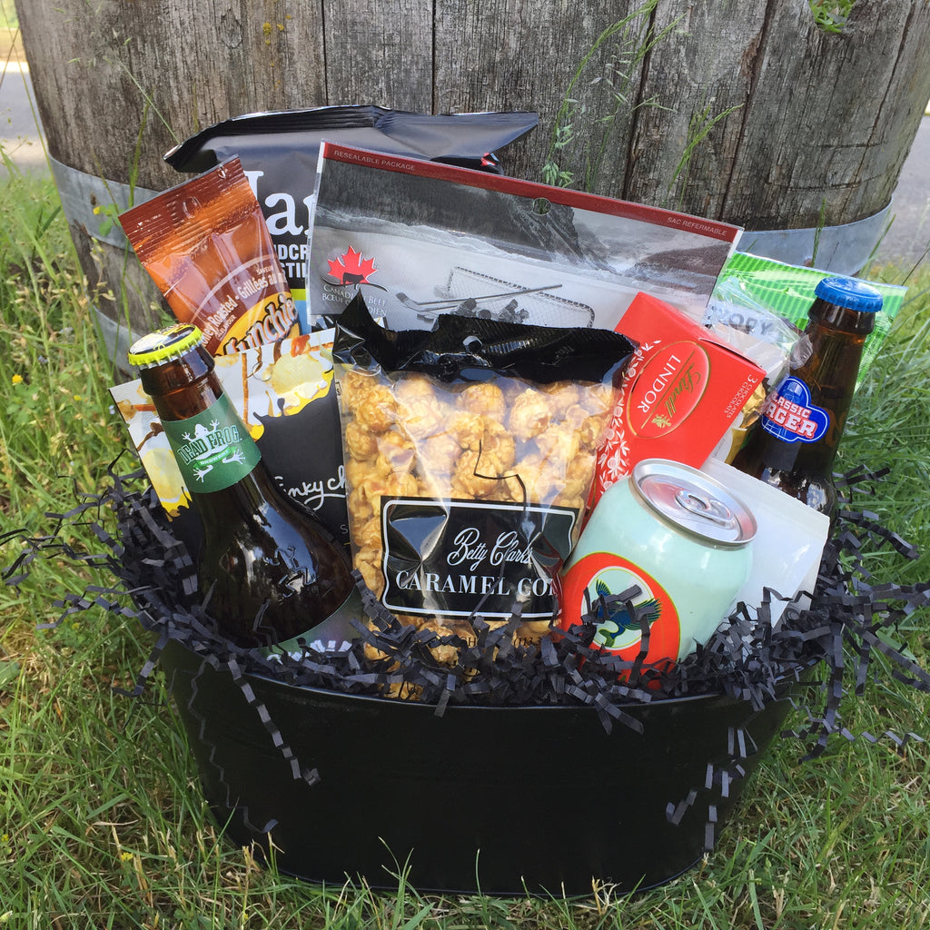 BC Craft Beer - Gift Basket Vancouver