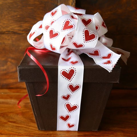 Festive gourmet gift box, Valentine's Day, Mother's Day