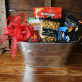 Beer Basket for Valentine's Day | Basket Revolution