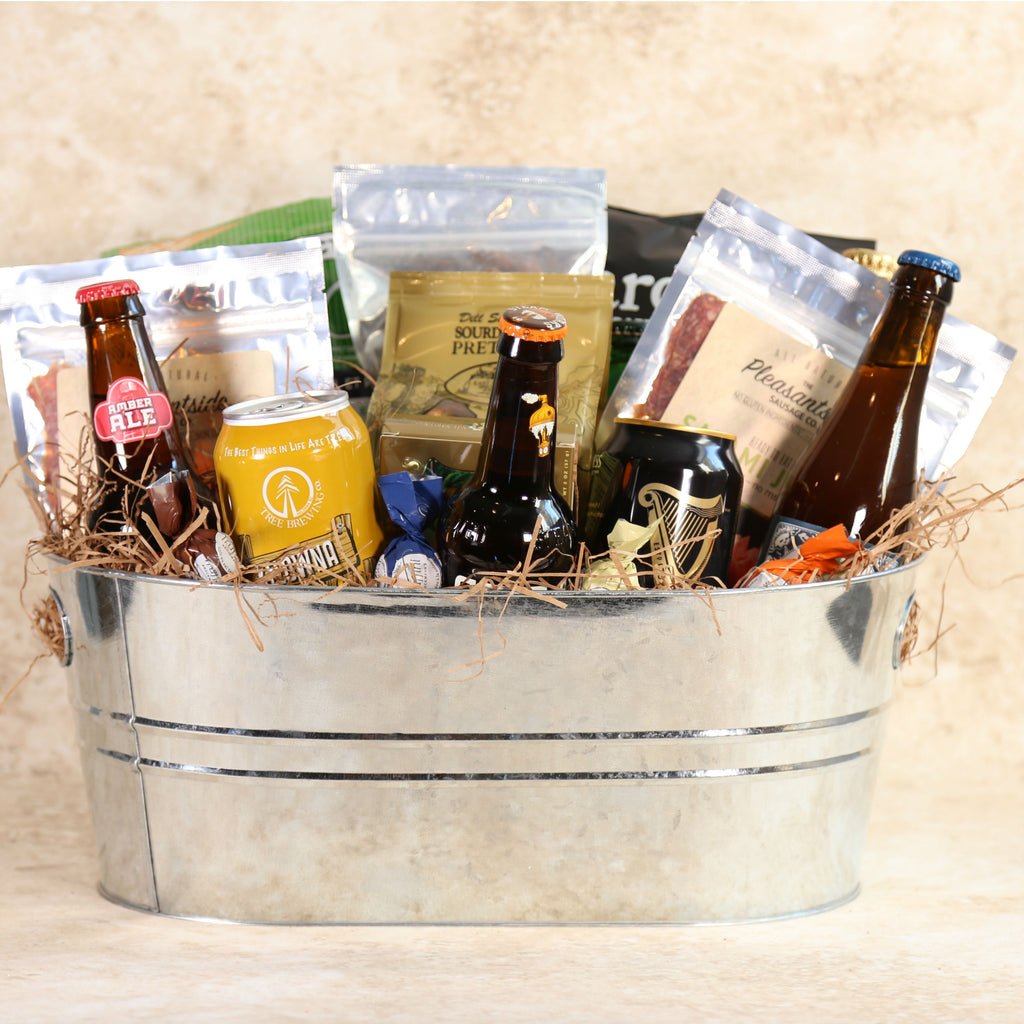 Beers of the World | Large Size Gift Basket