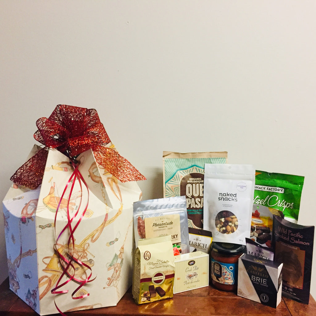 Summer Calls Gift Basket