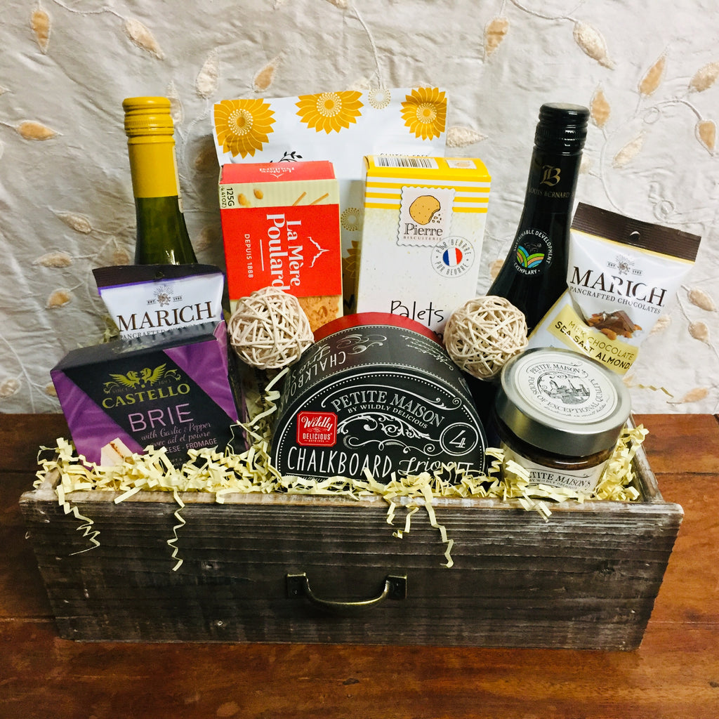 Hello Fall Gift Basket