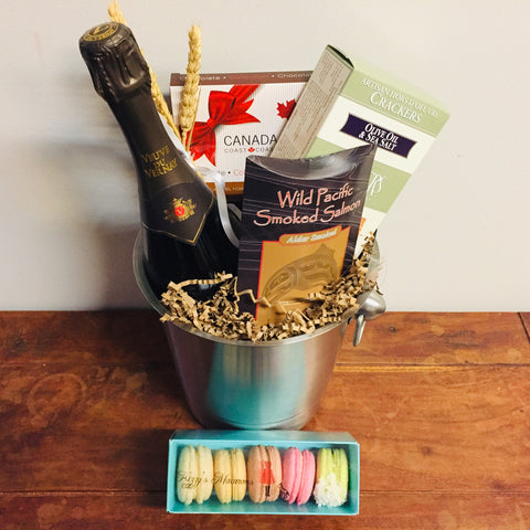 Bubbles Gift Basket