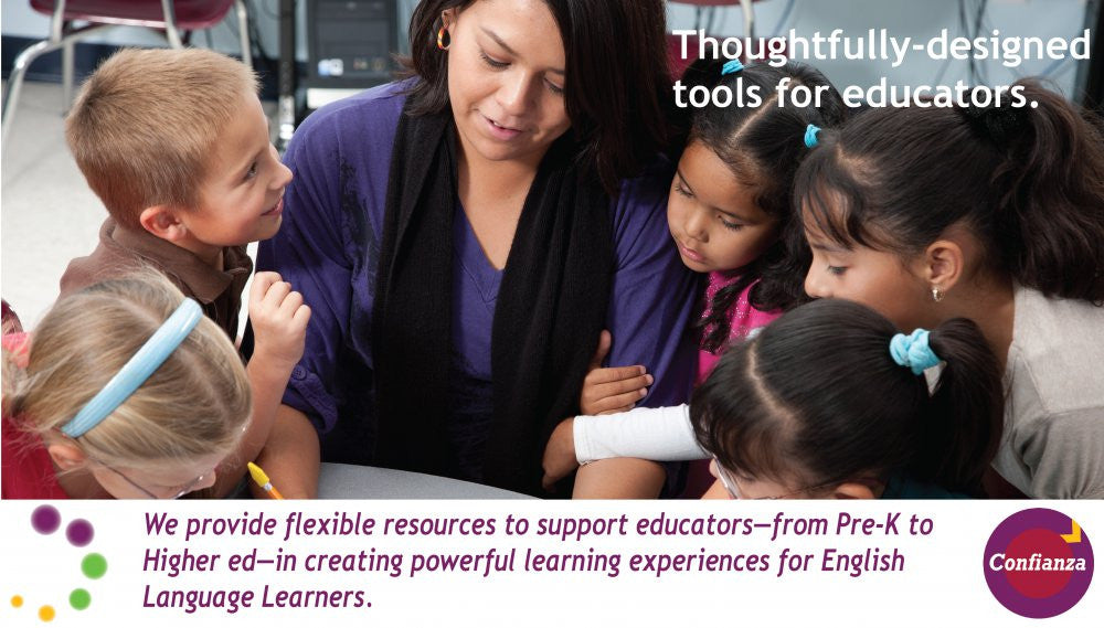 Thoughtfully-designed tools for educators. We provide flexible resources to support educators—from Pre-K to Higher Ed—in creating powerful learning experiences for English language learners.
