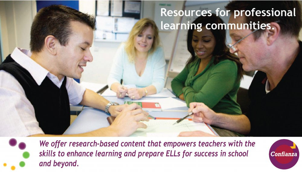 Resources for professional learning communities. We offer research-based content that empowers teachers with the skills they need to enhance learning and prepare ELLs for success in school and beyond.