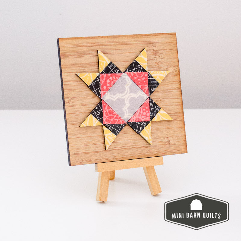 Missouri Star Mini Barn Quilt Kit