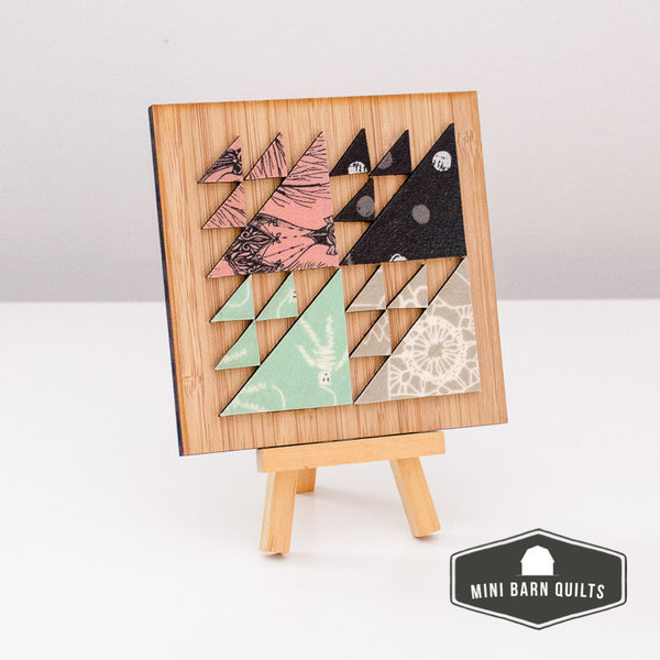 Flock of Swallows Mini Barn Quilt Kit