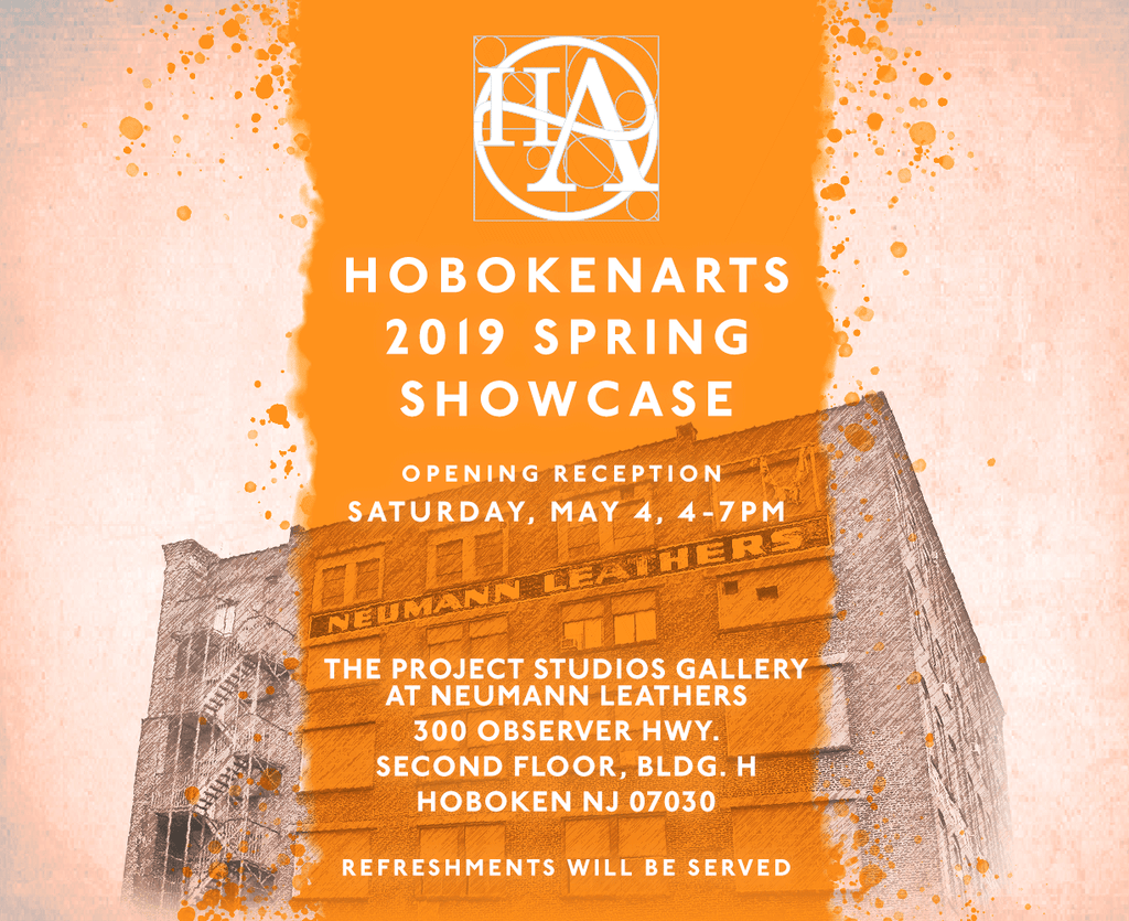 HobokenArts 2019 Spring Showcase at The New Collective at Project Studios