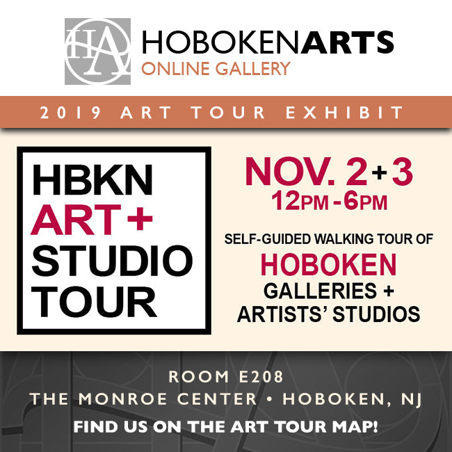 HobokenArts™ 2019 Art Tour Exhibit