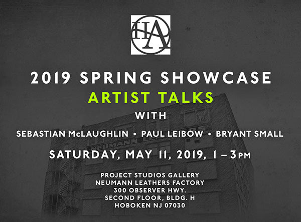 2019 Spring Showcase Artist Talks