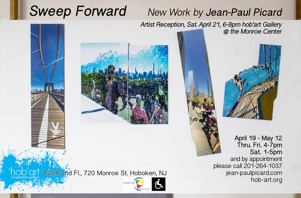 """Sweep Forward"" New Work by Jean-Paul Picard"
