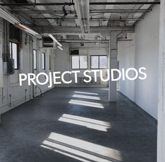 Studio space at Project Studios