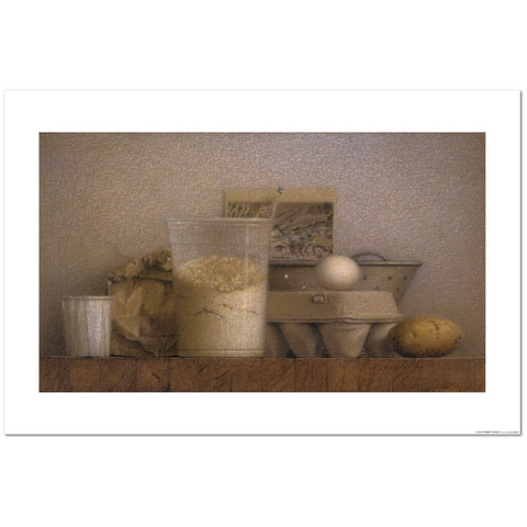 Still Life with Flour