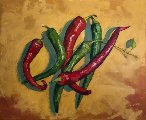 Six Peppers
