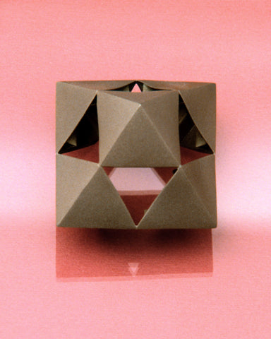 """Capped"" Cubeoctahedron"