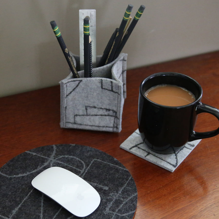 Pen/pencil Desk Organizer Chalkline
