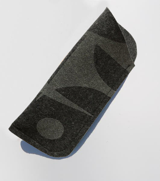 GeoJazz Glasses Case