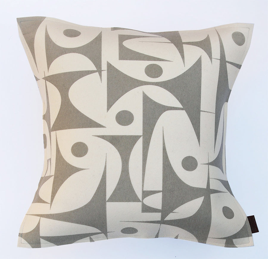 GeoJazz Cushion Medium