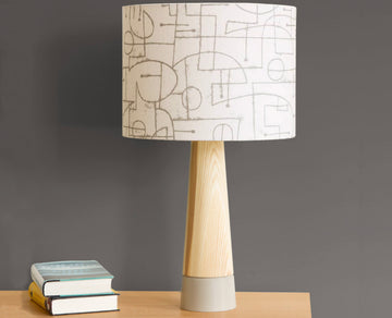 LC Table Lamp.  Sold Out