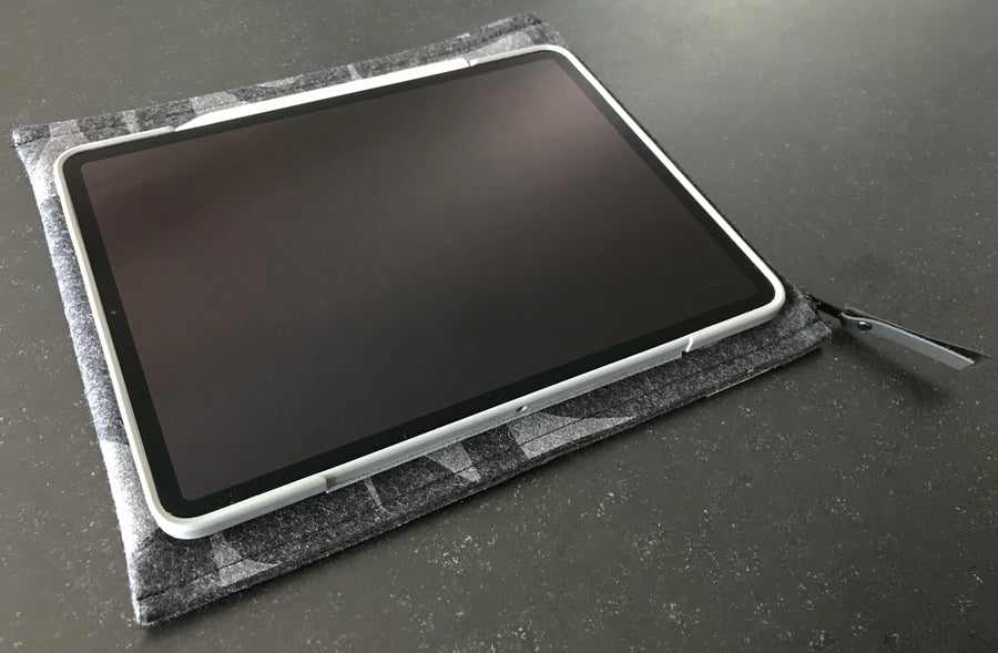 Geo Jazz Tablet Sleeve