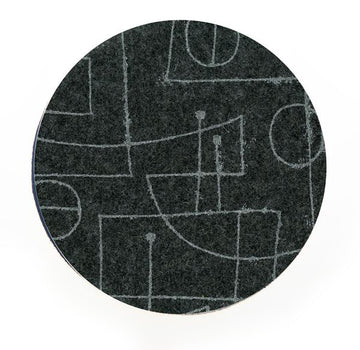 Chalkline Charcoal Mouse Pad