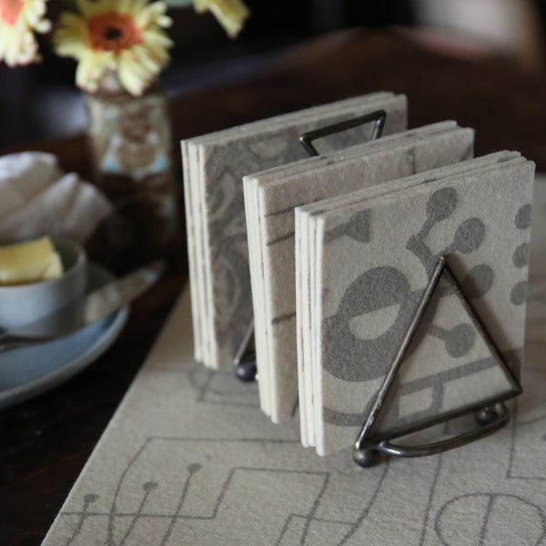 Living Laboratory Coasters