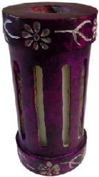 Coloured Reed Diffuser - Purple