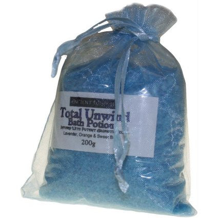 Total Unwind Potion - Lavender, Orange & Sweet Basil - 200gr