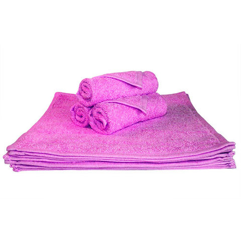 1x Face Towel Wine