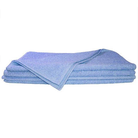 1x Hand Towel Sky Blue