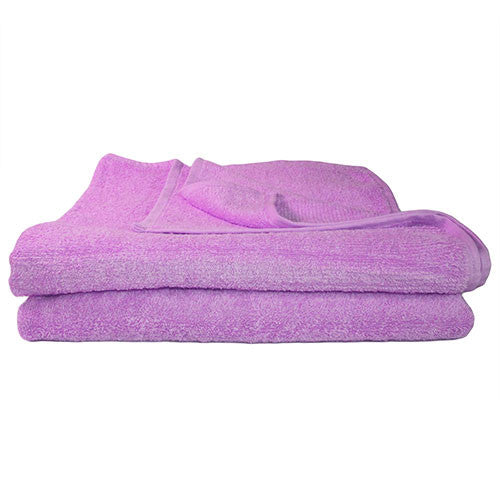1x Bath Towel Lilac