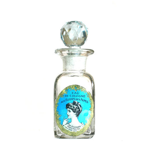 Eau De Cologne Square Bottle