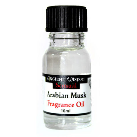 Arabian Musk 10ml Bottle