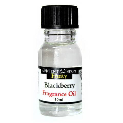 Blackberry 10ml Bottle