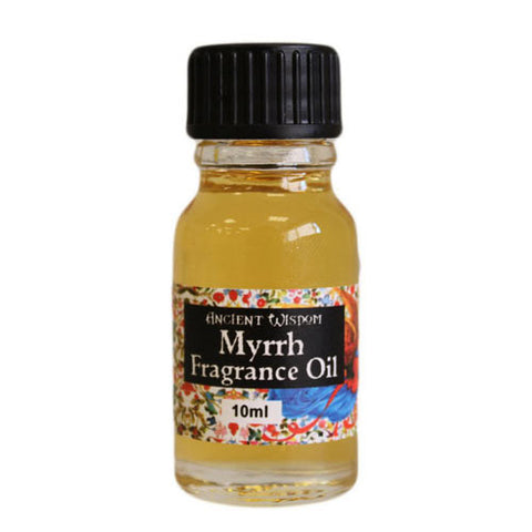 Myrrh Christmas Fragrance Oil