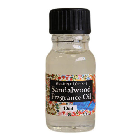 Sandalwood Christmas Fragrance Oil