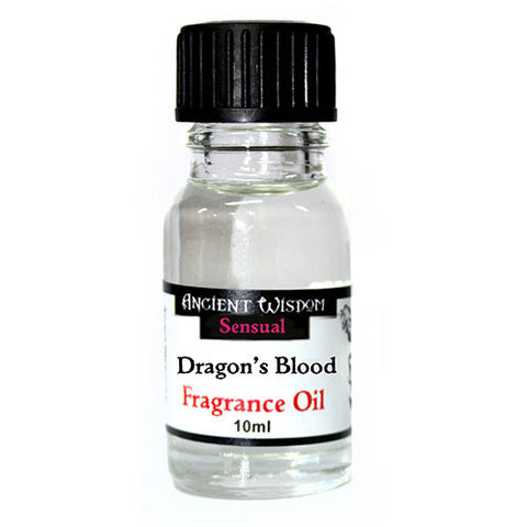 Dragons Blood 10ml Fragrance Oil