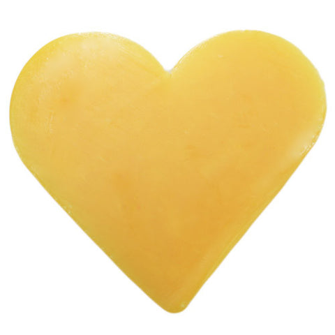 6x Heart Guest Soaps - White Grapefruit