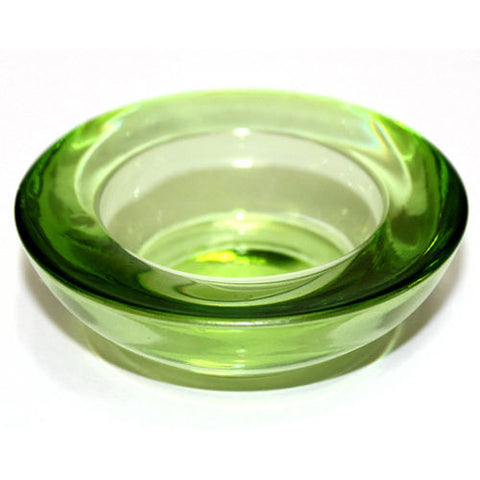 Votive Candle Holder - Classic Green