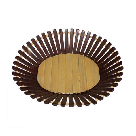 Bamboo Baskets - Medium Oval
