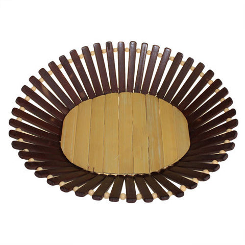 Bamboo Baskets - Large Oval