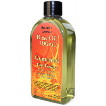 Grapeseed 100ml Base Oil