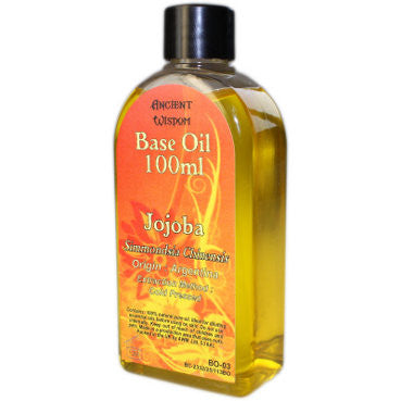 Jojoba 100ml Base Oil