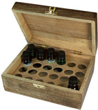 Aromatherapy Box (holds 24x 10ml)