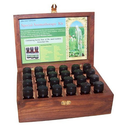 Special Aromatherapy Kit - Box