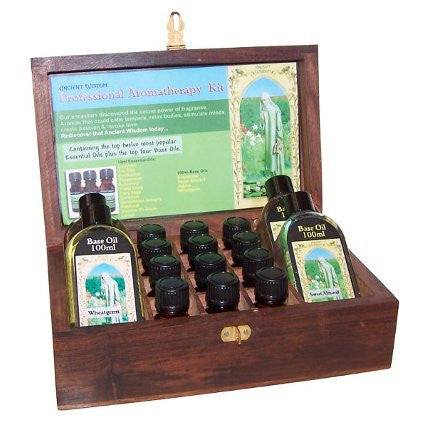 Professional Aromatherapy Kit - Box