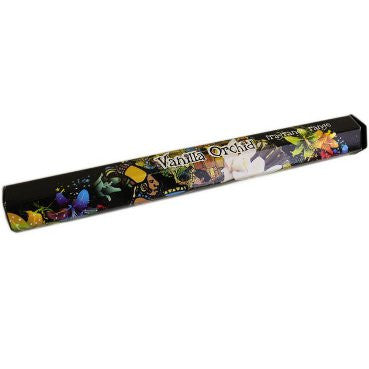 Classic & Floral - Vanilla Orchid Incense Sticks