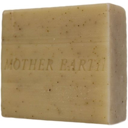 Almond Exfoliating Herbal Soap - Approx 100gr Per Piece